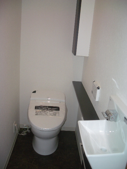 御陵 トイレ